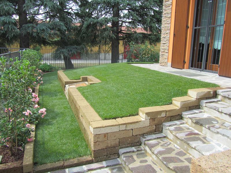 I benefici di un giardino marotta impianti for Esempi di giardini