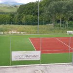 Campo da tennis outdoor - Marotta IMpianti