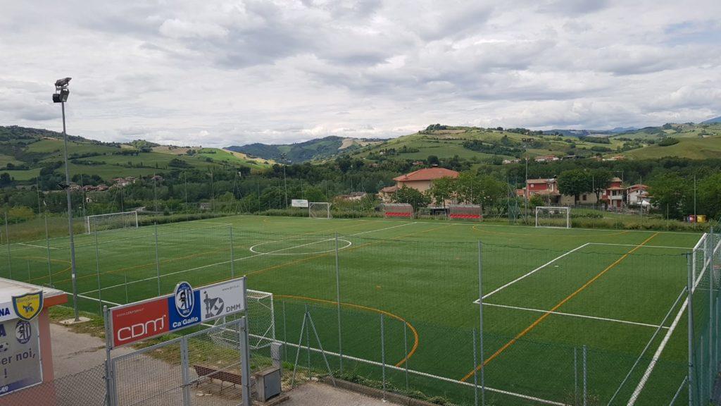 Campo da calcio outdoor - Marotta IMpianti